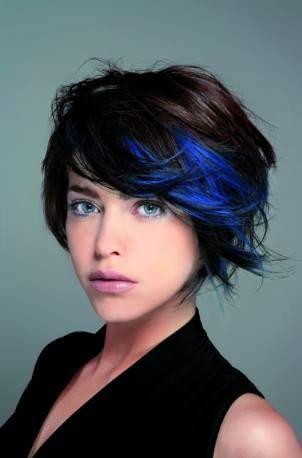 ciocca blu