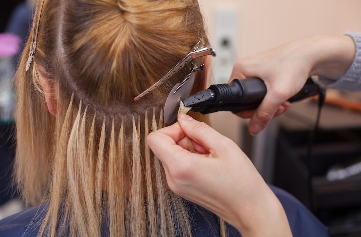 Extension capelli sole
