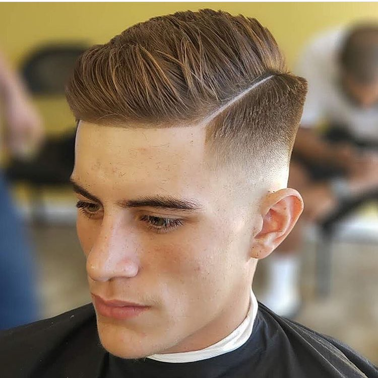 Tagli capelli uomo, alla ricerca del miglior look del mese ...