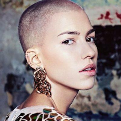 capelli-rasati-biondi-per-donna-di-colore - CapelliStyle
