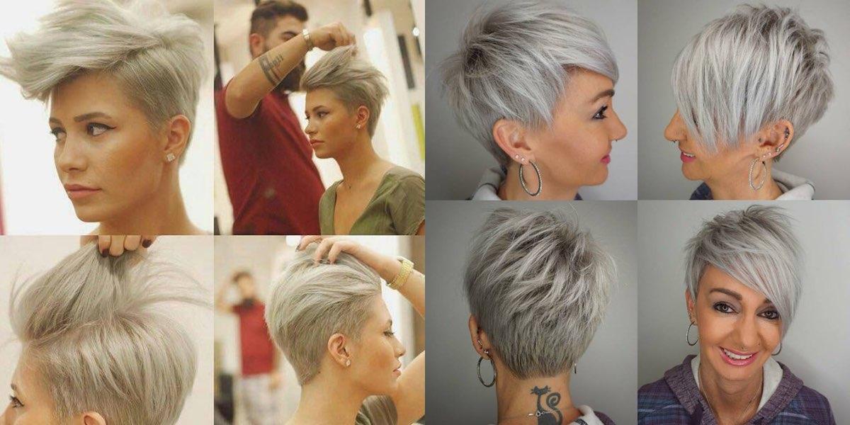 Tagli capelli corti dietro lunghi davanti 2018