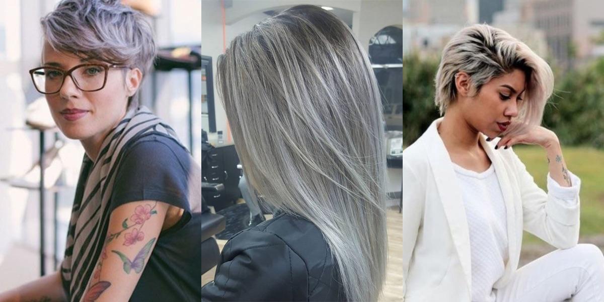 capelli argentati