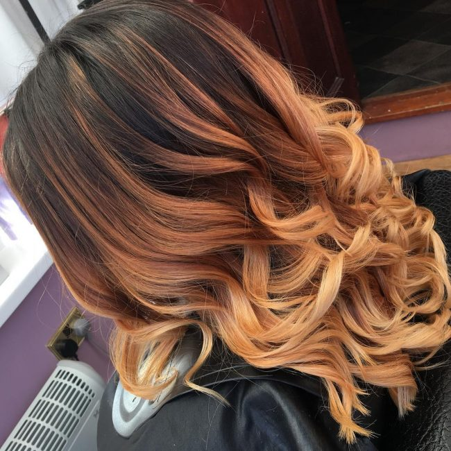 is ombre hair still in style 12 colori al top per l inverno 2017 18 8964