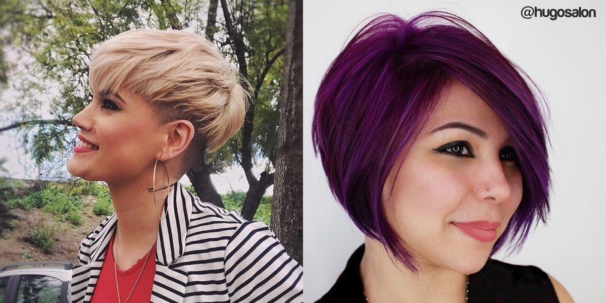 17 nuove foto di capelli corti per le nostre lettrici con ...
