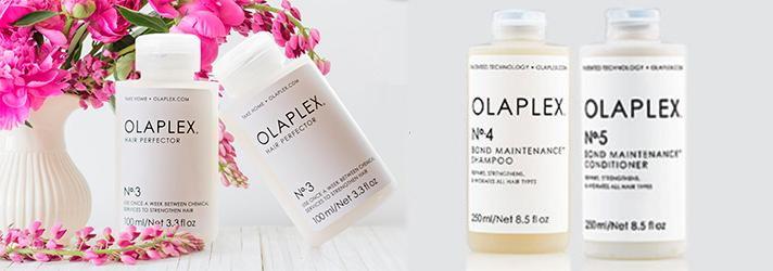 Ricostruire i capelli: la scelta di Olaplex