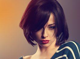 capelli con frangia