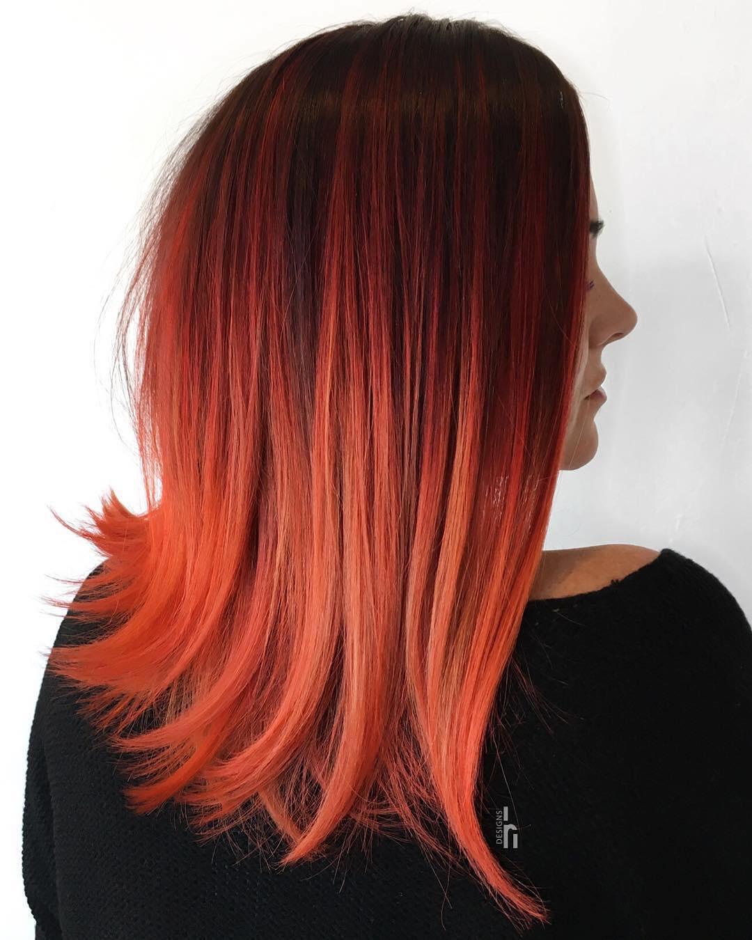 capelli colore rossi