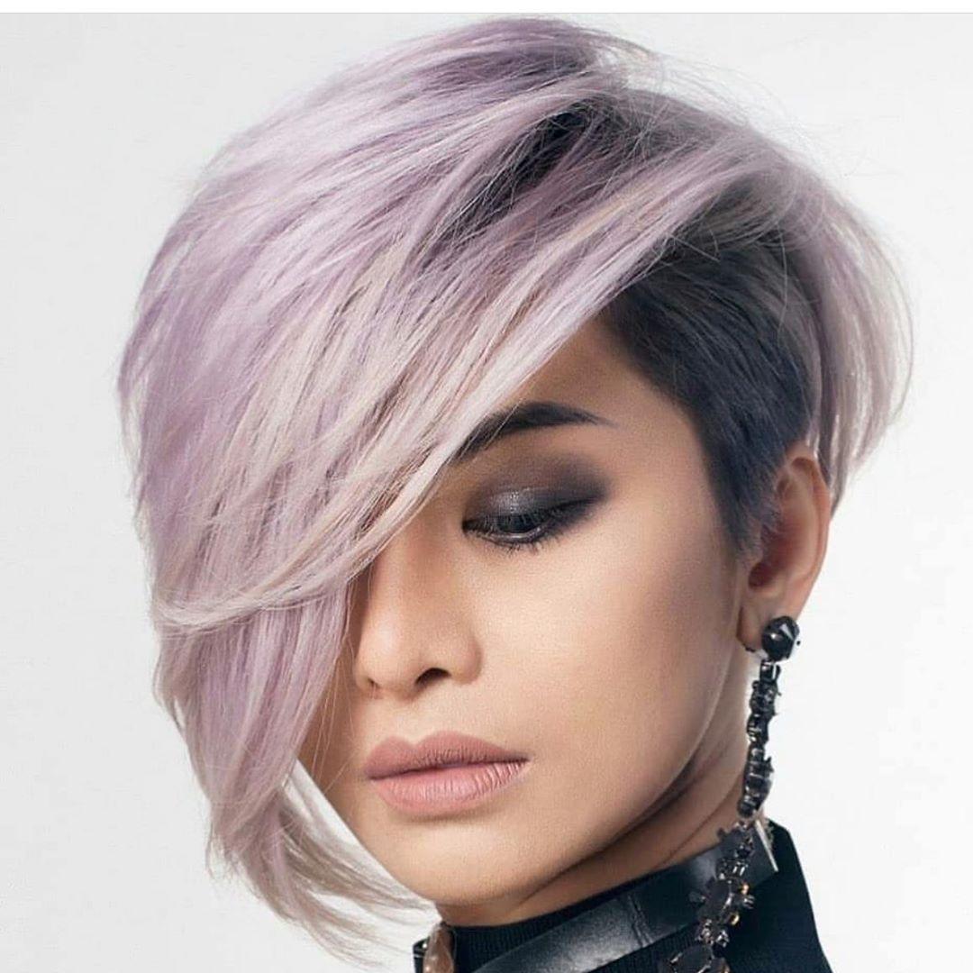 capelli lilla