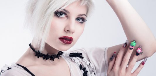 capelli bianchi