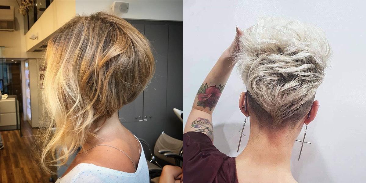 Tagli corti per capelli crespi