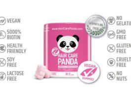 hair care panda cover