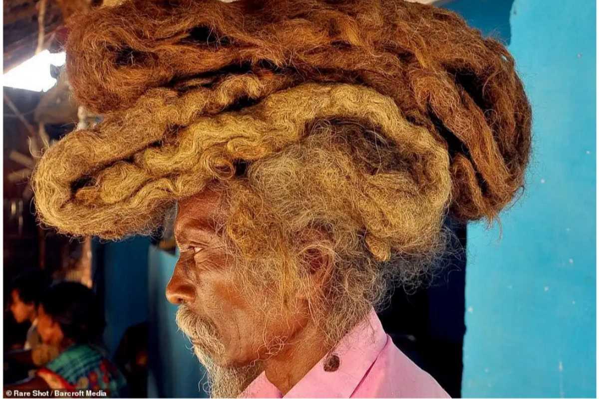 uomo dreads