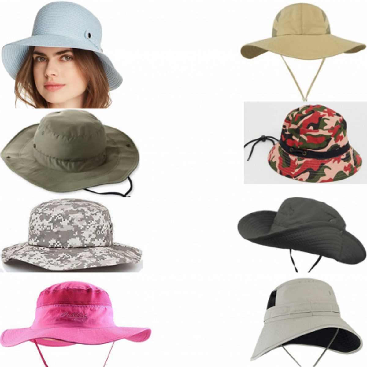 cappello boonie