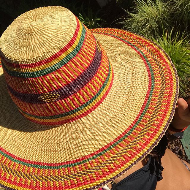cappello colorato