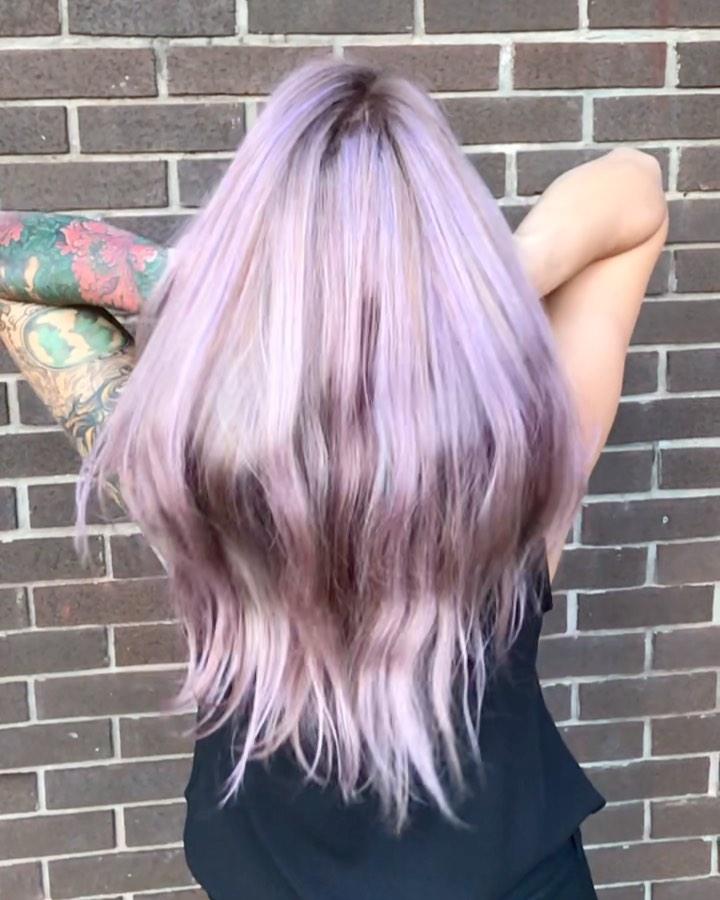 capelli lavanda