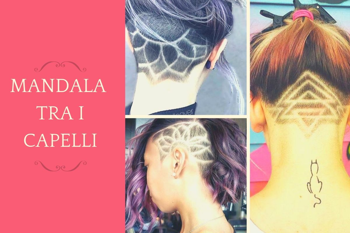 mandala hair