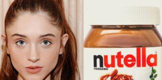 nutella brown