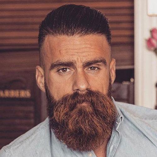 Slick style e barba