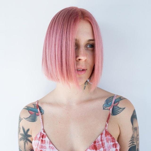 bob rosa pink