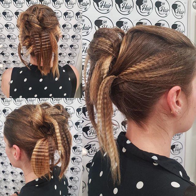 capelli con frisè