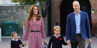 kate middleton capelli chiari
