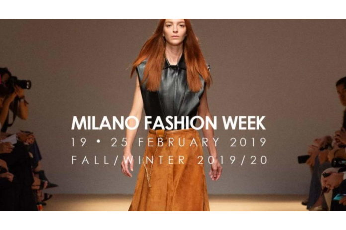 milano fashion week 2019