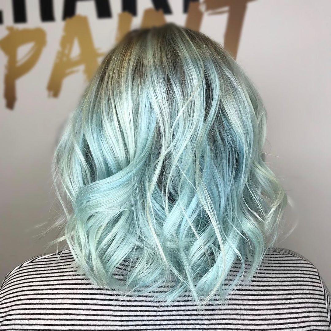 azzurri mossi medi