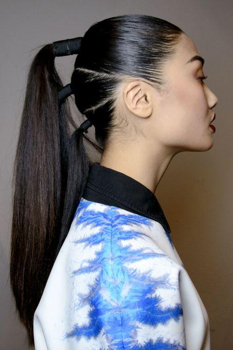 neri lunghi coda