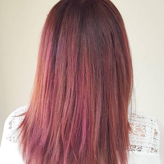lisci rosa medi