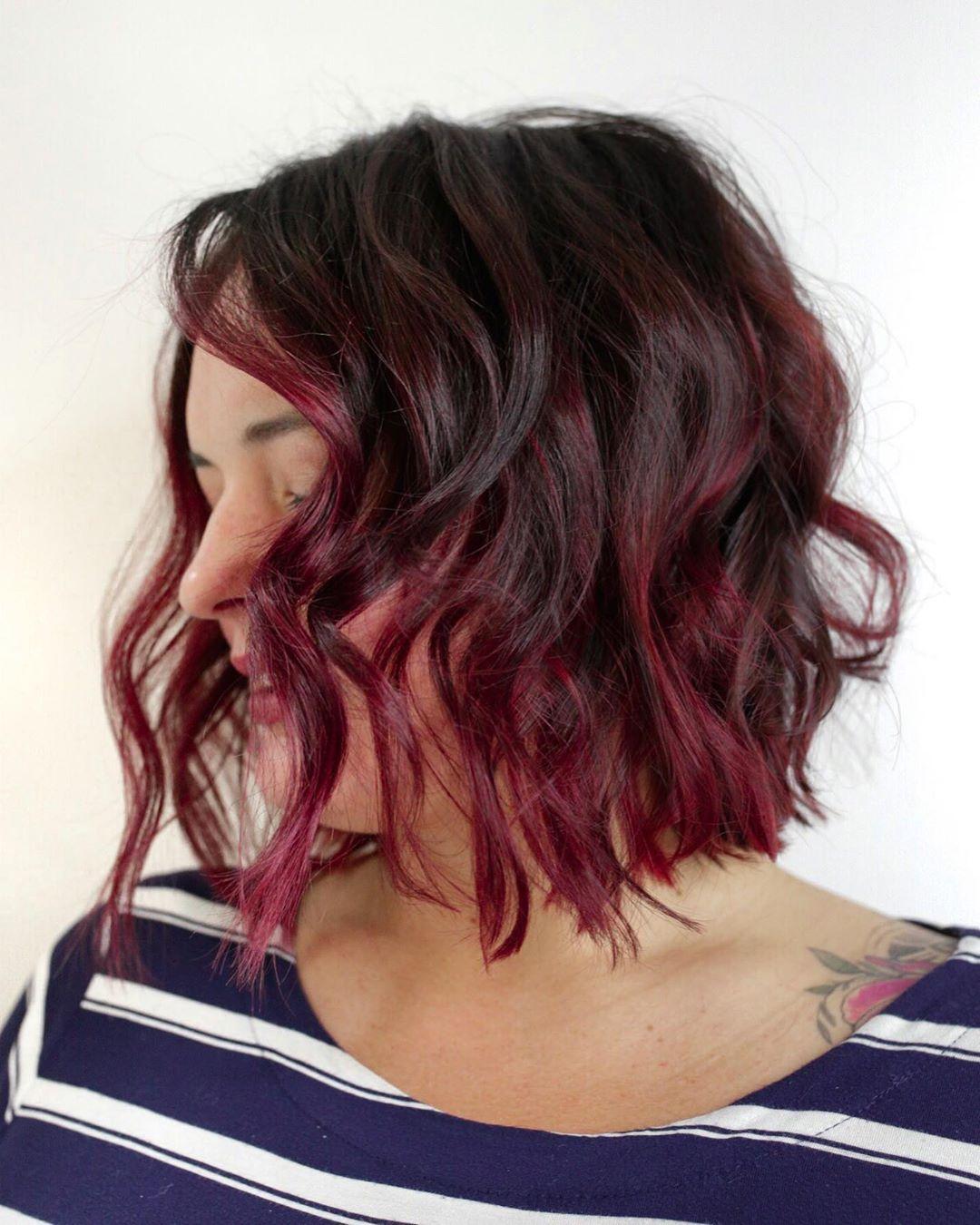 Capelli Rosso Mogano: una tonalità intensa e sensuale ...