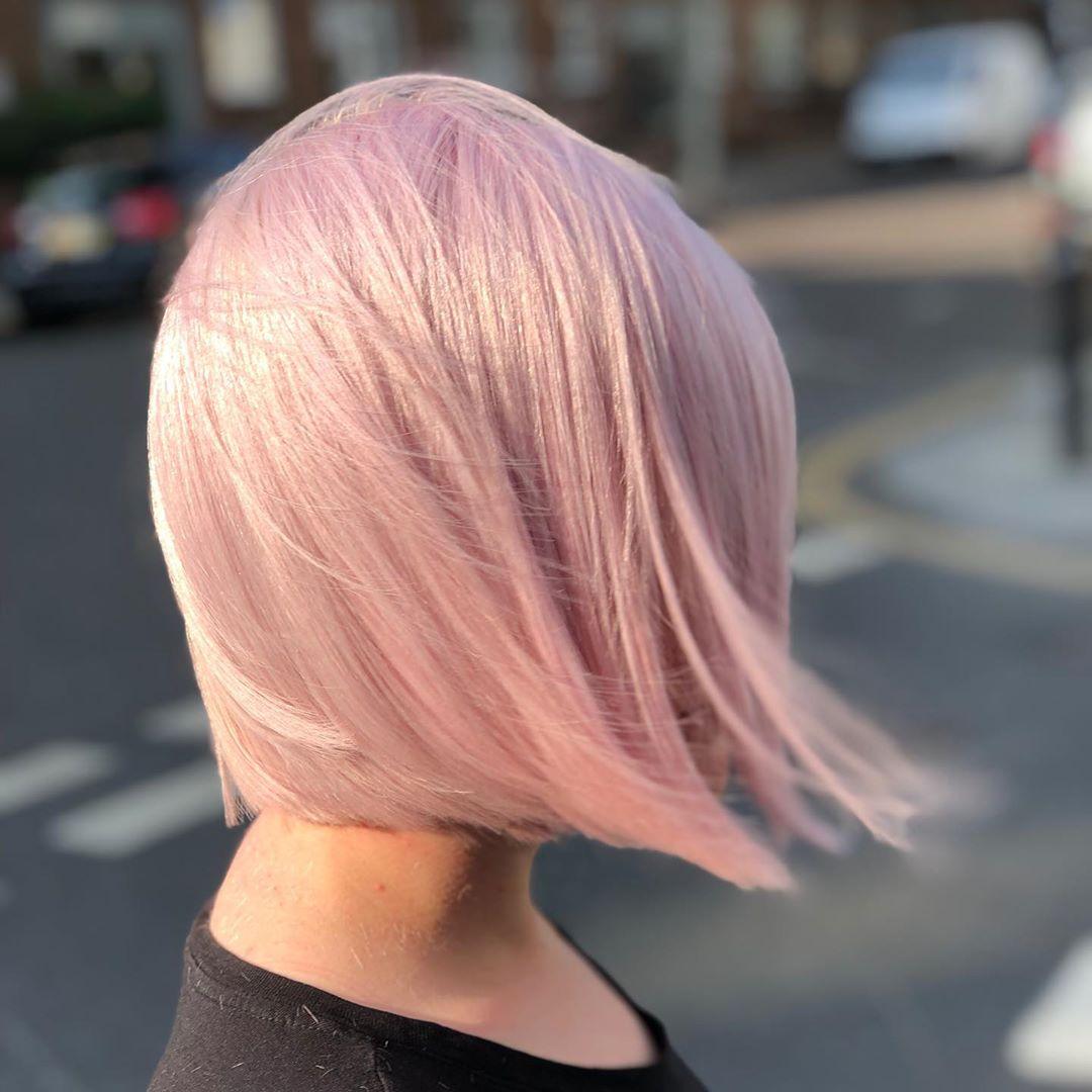 rosa lisci caschetto