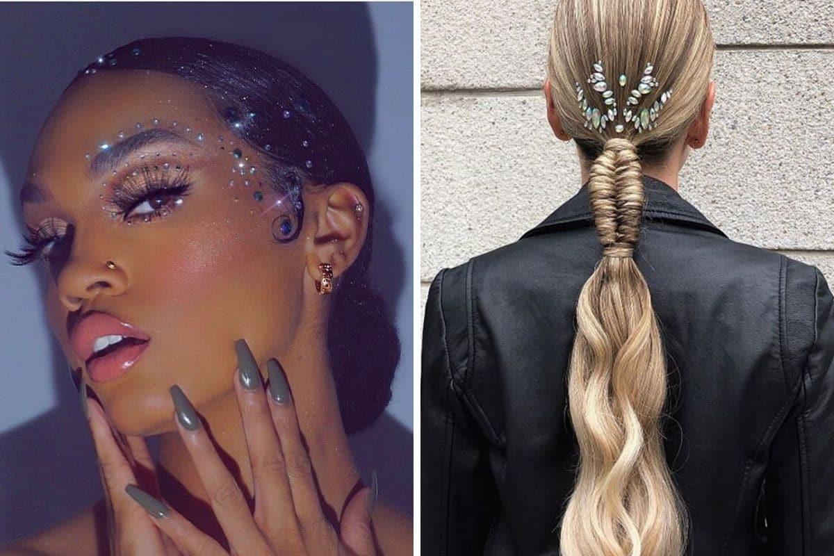 cristal hair
