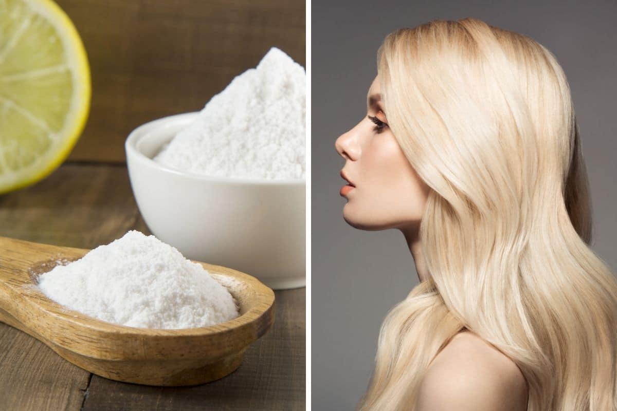 bicarbonato capelli