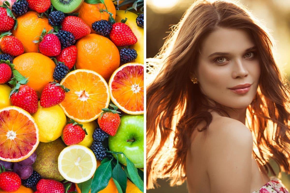 frutta capelli
