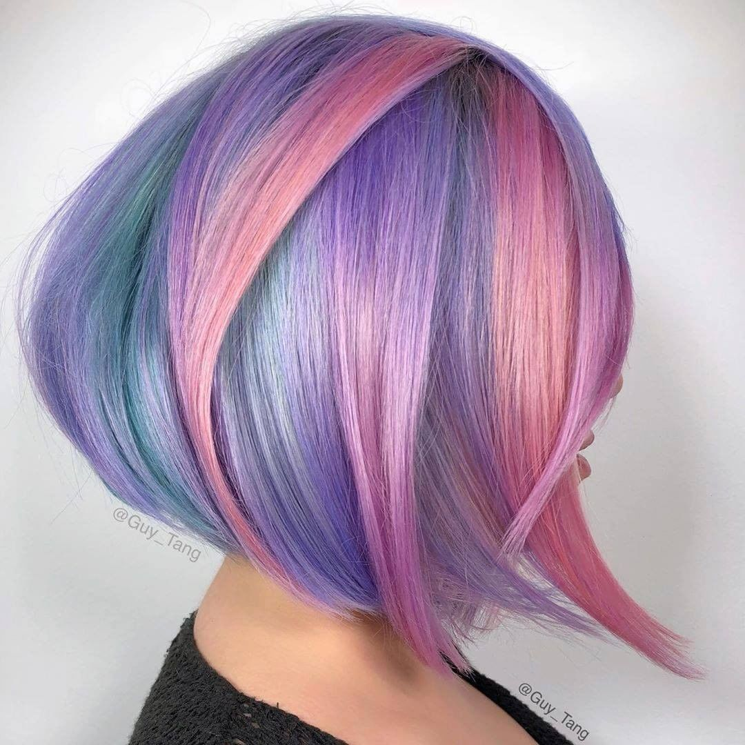 rosa azzurri lilla medi lisci