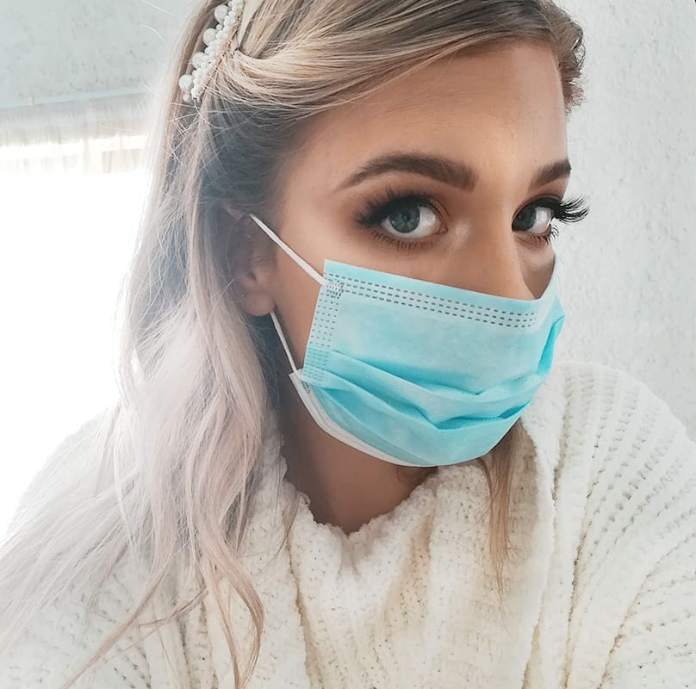 trucco mascherina