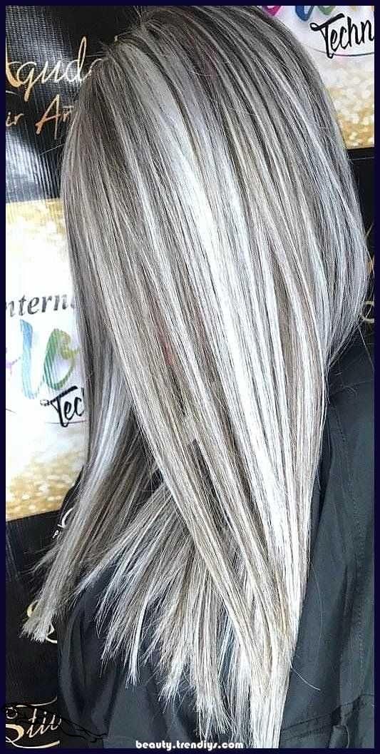 shatush grigio