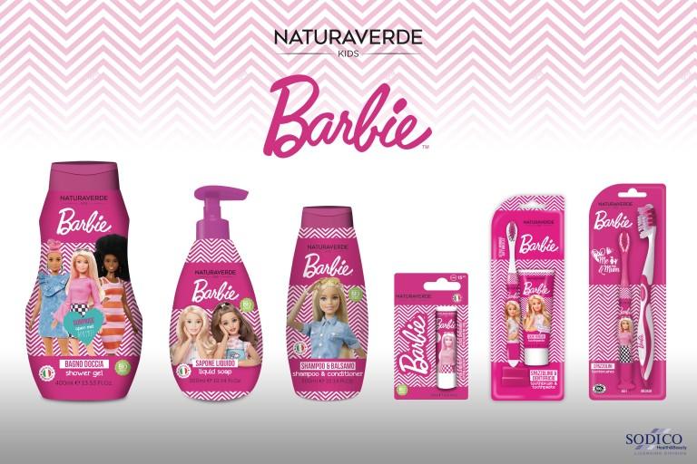 Linea capelli Barbie