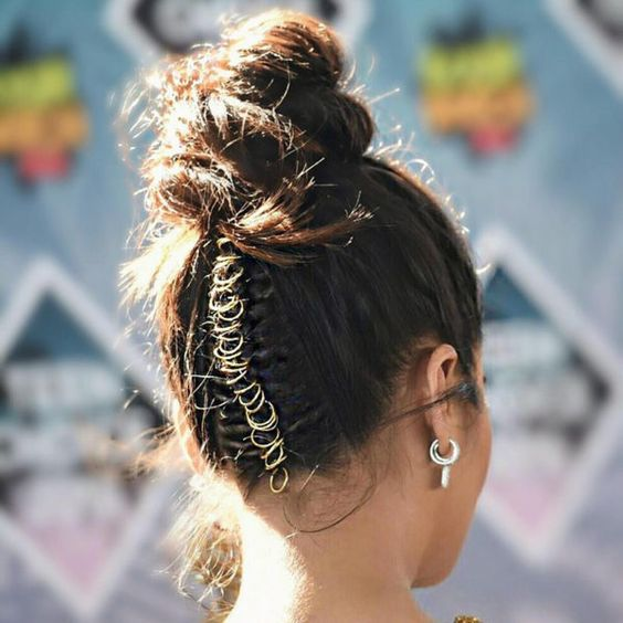 Piercing per capelli