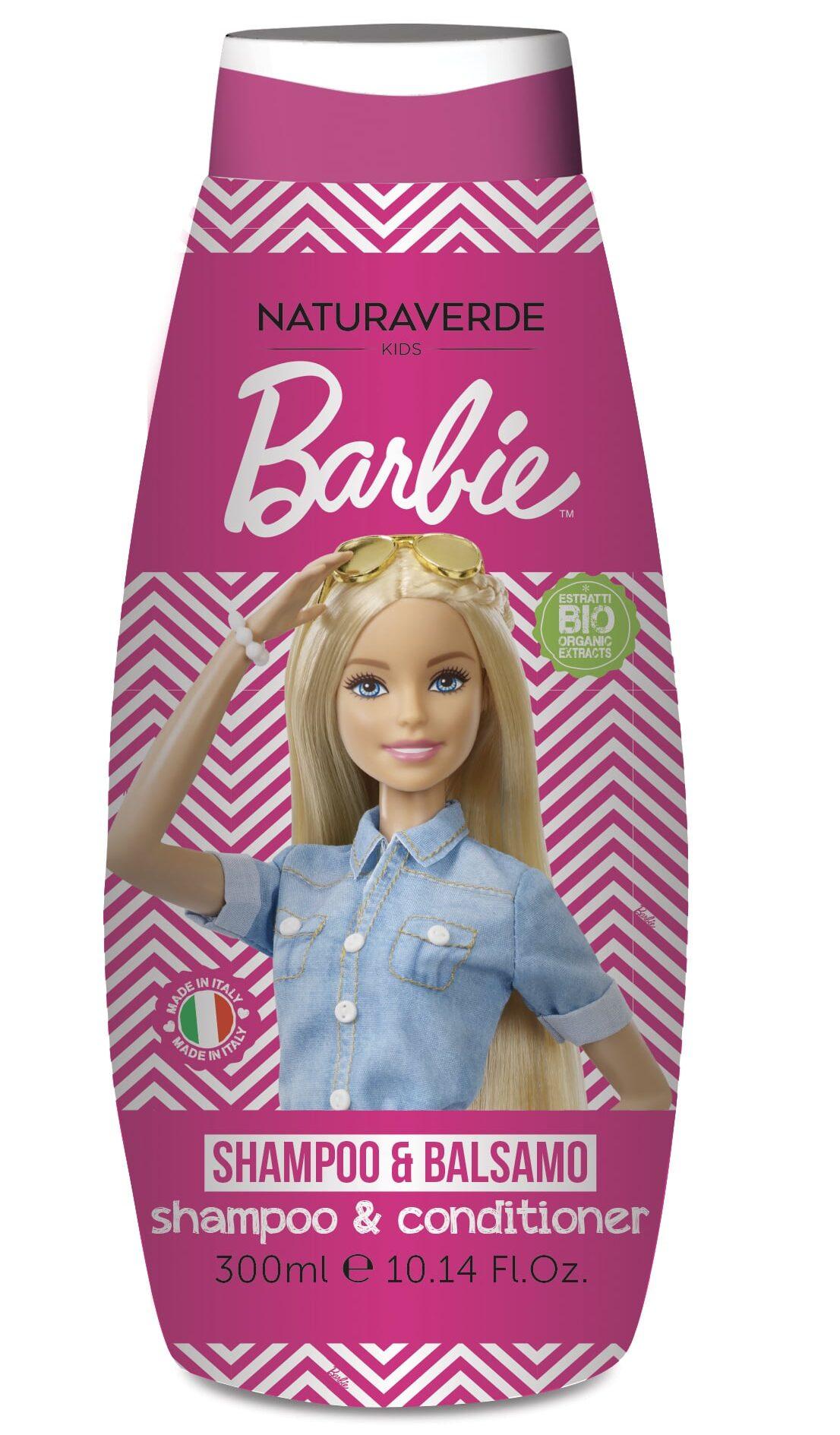Shampoo Barbie