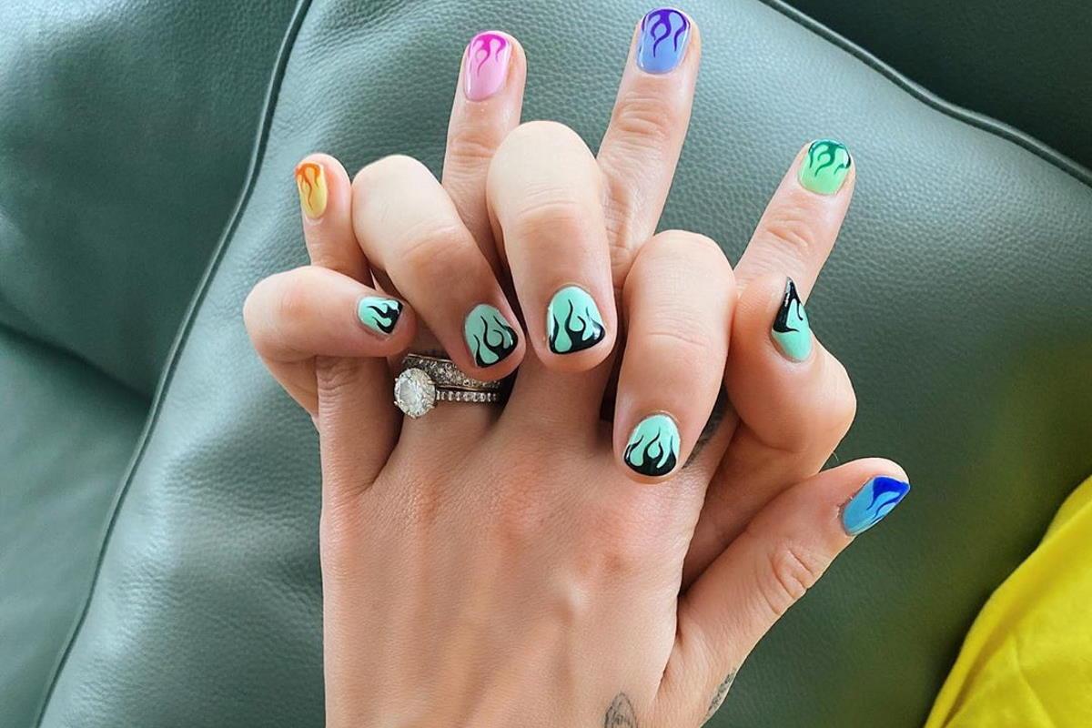 nail art ferragnez