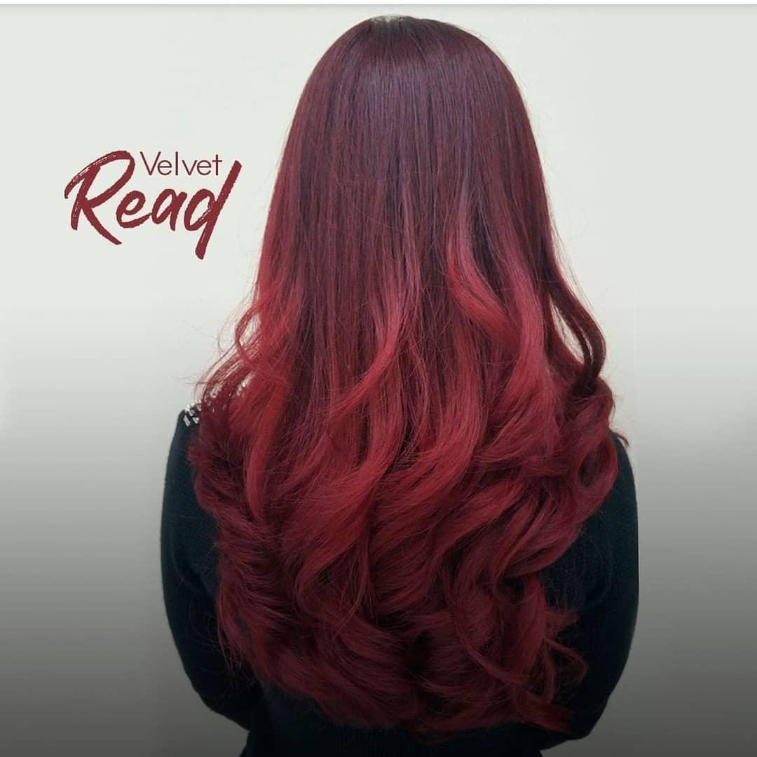lunghi rossi mossi