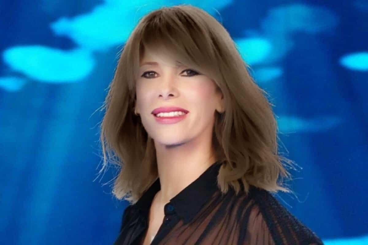 Alessia Marcuzzi mora