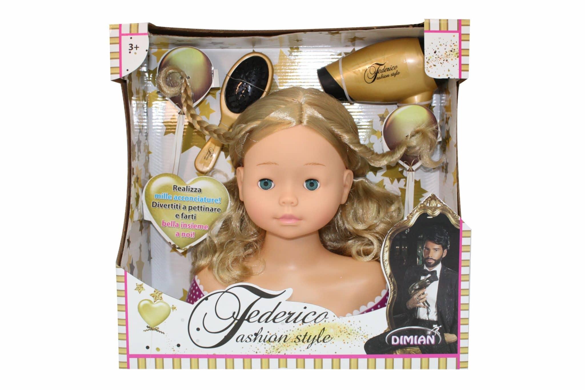 federico fashion style bambola