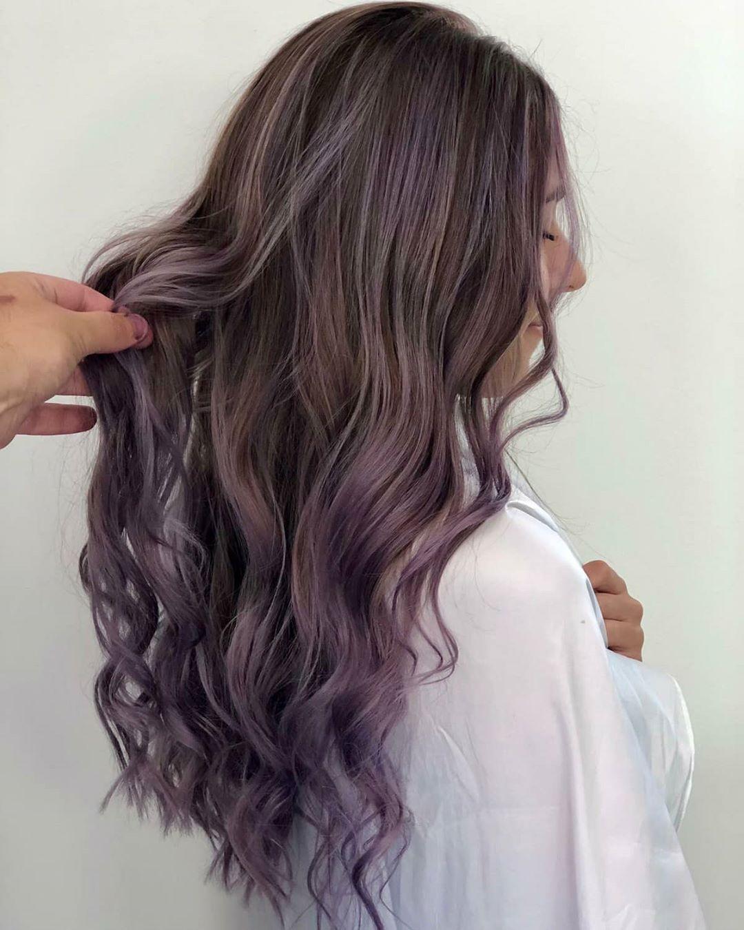 viola mossi lunghi