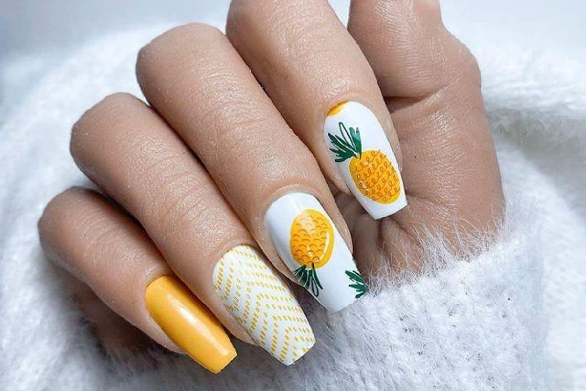 nail art cover