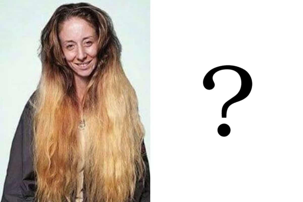 Da capelli lunghi e trasandati a un taglio corto e fresco ...