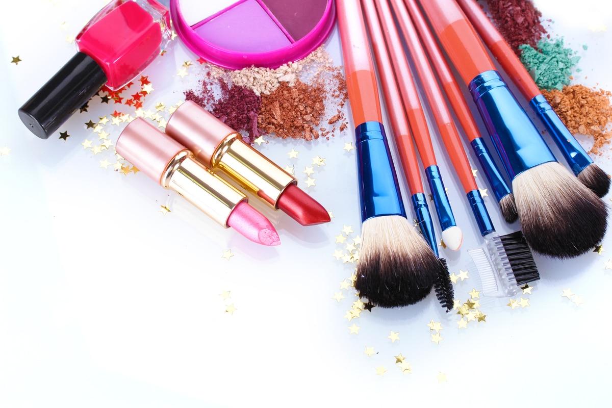makeup negozio