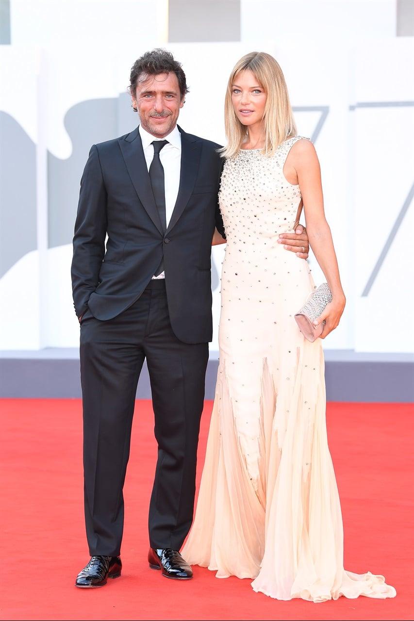 Adriano Giannini e Gaia Trussardi