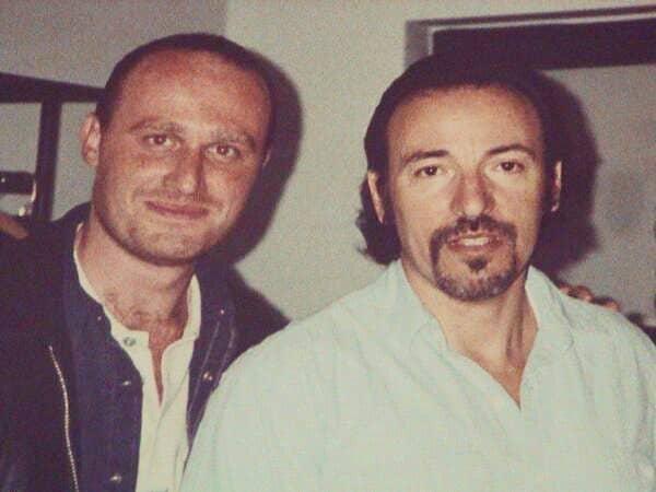 Rudy Zerbi Bruce Springsteen